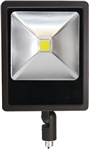 Westgate Mfg LF-55W-KN LED FLOOD LIGHT WITH ADJUSTABLE KNUCKLE