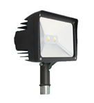 Westgate Mfg LF2-50W-KN ARCHITECTURAL LED FLOOD LIGHTS 1-2 KNUCKLE