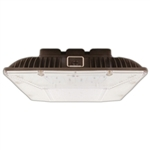 Howard Lighting - 7274 Lumens - LED Medium Canopy - 83 Watts - 5000K Cool White - LMC75NMV000I