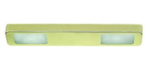 Liton Lightiing LU225W  - 2-Light Halogen Under Cabinet WHITE
