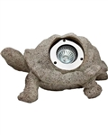 Dabmar LV-TURTLE  Granite Stone Turtle Garden Accent Light Granite Stone