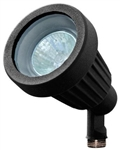 Dabmar LV100-B Cast Aluminum Directional Spot Light Black