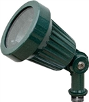 Dabmar LV100-G Cast Aluminum Directional Spot Light Green
