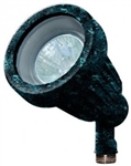 Dabmar LV100-VG Cast Aluminum Directional Spot Light Verde Green