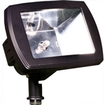 Dabmar LV105-B Cast Aluminum Directional Area Flood Light Black