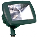 Dabmar LV105-G Cast Aluminum Directional Area Flood Light Green