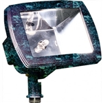 Dabmar LV105-VG Cast Aluminum Directional Area Flood Light Verde Green