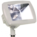 Dabmar LV105-W Cast Aluminum Directional Area Flood Light White