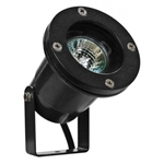 Dabmar LV108-B Cast Aluminum Directional Spot Light Black