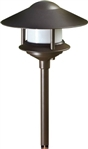 Dabmar LV128-BZ Cast Aluminum Pagoda Light Bronze