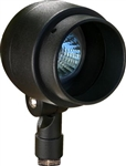 Dabmar LV201-B Cast Aluminum Directional Spot Light Black