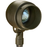 Dabmar LV201-BZ Cast Aluminum Directional Spot Light Bronze