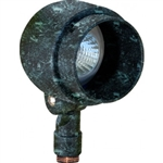 Dabmar LV201-VG Cast Aluminum Directional Spot Light Verde Green