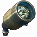 Dabmar LV29-ABS Solid Brass Directional Spotlight Antique Brass