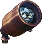 Dabmar LV29-ABZ Solid Brass Directional Spotlight Antique Bronze