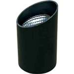Dabmar LV299-B Black PVC In-Ground Well light Black