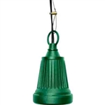 Dabmar LV304-G Cast Aluminum Tree Light Green