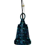 Dabmar LV304-VG Cast Aluminum Tree Light Verde Green