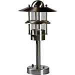 Dabmar LV39 Stainless Steel Accent Light Stainless Steel