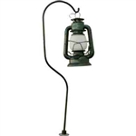 Dabmar LVC710-GRN  Cast Aluminum Path-Walkway-Area Light Green