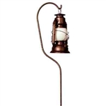 Dabmar LVC710-RST Cast Aluminum Path-Walkway-Area Light Rust