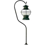 Dabmar LVC720-GRN Cast Aluminum Path-Walkway-Area Light Green