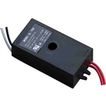 Dabmar LVT105-A  Electronic 105 Watt Low Voltage Transformer Black