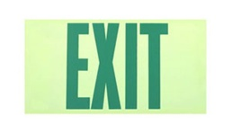 Liton Lightiing LXS60 - Self Glowing Exit Sign
