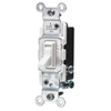 Leviton Toggle Switch 3-way-White