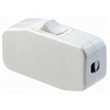 Leviton 3A Heavy Duty In-Line Cord Switch-White
