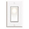 Leviton Decora Rocker Switch Single-Pole-White