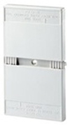 Leviton Child Safety Duplex Receptacle Wall Plate-White