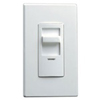 Leviton 600W Decora IllumaTech Incandescent Slide Dimmer-White