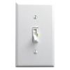 Leviton 600W ToggleTouch Digital Incandescent Dimmer-White