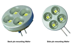 LumenSource LED Wafer 4 Series Bulb