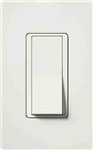 Lutron Claro Decorator Rocker Switch 4-Way-White