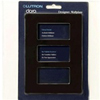 Lutron 3-Gang Claro Decorator Screwless Wall Plate-Brown