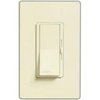 Lutron 1000W Diva Dimmer Single-Pole-Almond