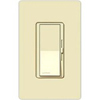 Lutron 600W Diva Magnetic Low Voltage Dimmer Single-Pole-Almond