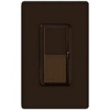 Lutron 600W Diva Magnetic Low Voltage Dimmer Single-Pole-Brown