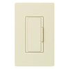 Lutron Maestro Companion Fan Control-Light Almond