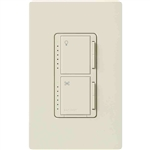 300W Dimmer and 1.0A Fan Controller-Light Almond