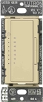 Lutron 5A Maestro Digital In-Wall Countdown Timer-Ivory