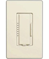 Lutron 450W Maestro Low Voltage Dimmer-Light Almond