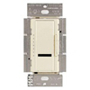 Lutron 1000W Maestro IR Dimmer Single-Pole-Almond