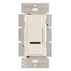 Lutron 600W Maestro IR Dimmer Single-Pole-Almond