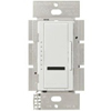 Lutron 1000W Maestro IR Magnetic Low Voltage Dimmer Single-Pole-White