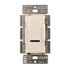 Lutron 600W Maestro IR Magnetic Low Voltage Dimmer Single Pole-Ivory