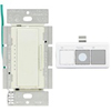 Lutron 600W Maestro Wireless Dimmer Package Multi-Location-Light Almond