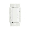 Lutron Satin Colors Rocker Switch Single-Pole-Satin White